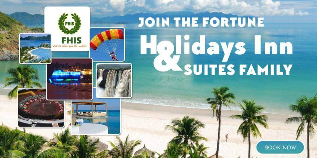 why shall i choose fortune holidays inn & suites