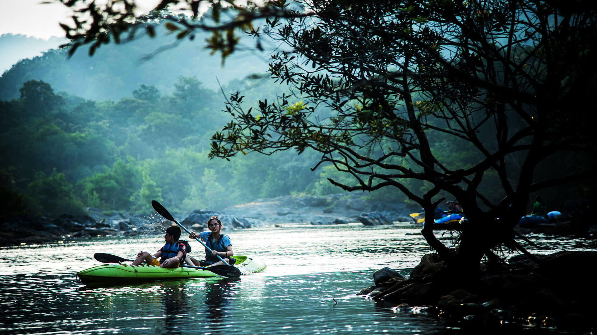 In Dandeli, Karnataka, Get Away to the Centre of Nature